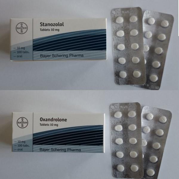 winstrol (stanozolol) 100 tab x10mg