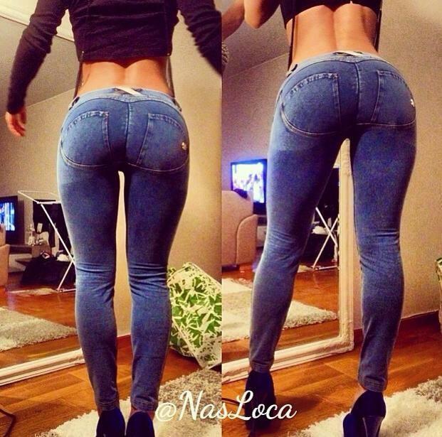 Попки в джинсах фото попки в джинсах