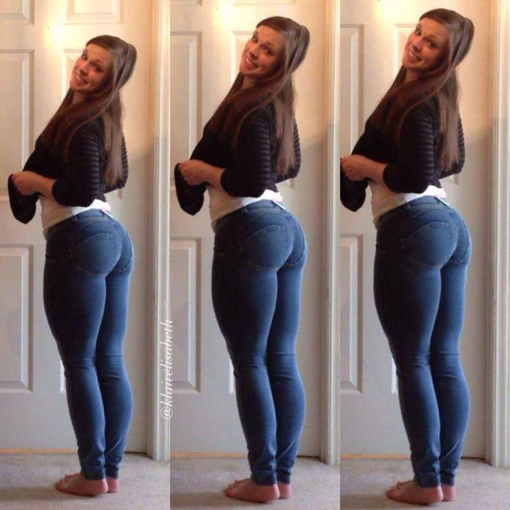 Фото девушка с классной попой в джинсах фото 30-289